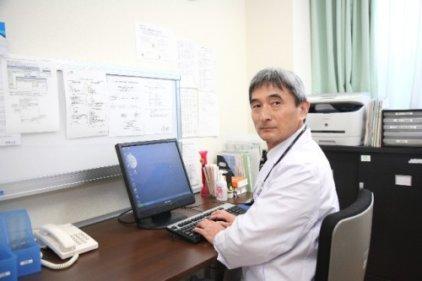 指導する医師